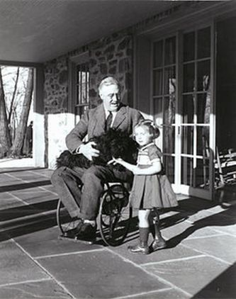 FDR Wheelchair February 1941